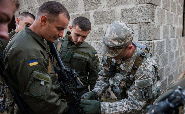 В Украине объявлен призыв офицеров запаса