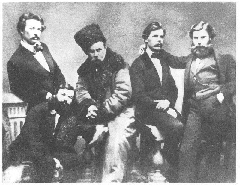 Кирилло-Мефодиевское братство. Фото