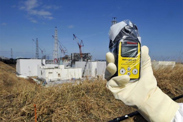 Канада и Япония объявили об авариях на АЭС