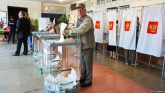 Крым, выборы, госдума