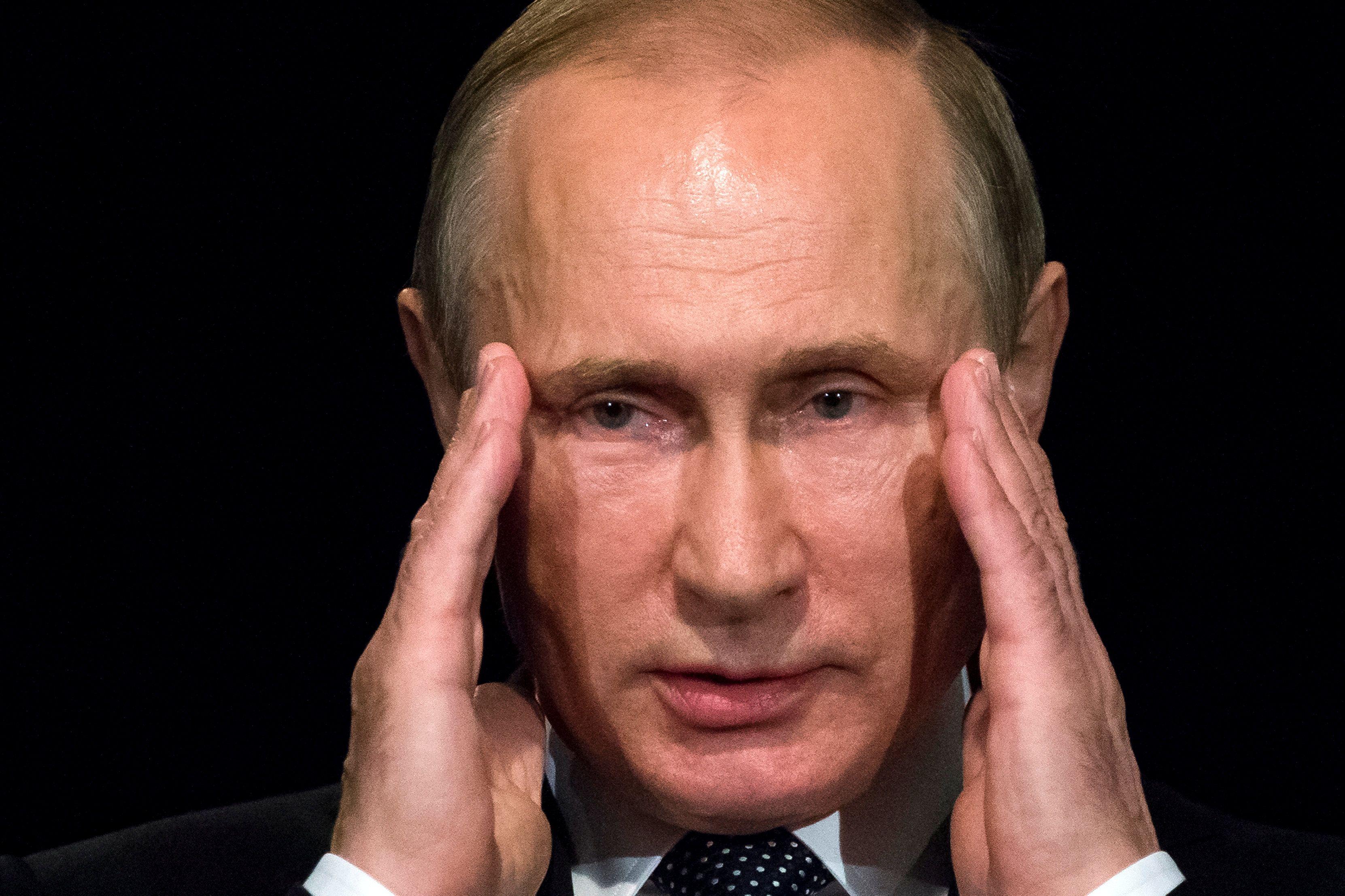 Путин входит в новую Холодную войну, пишет Эйдман