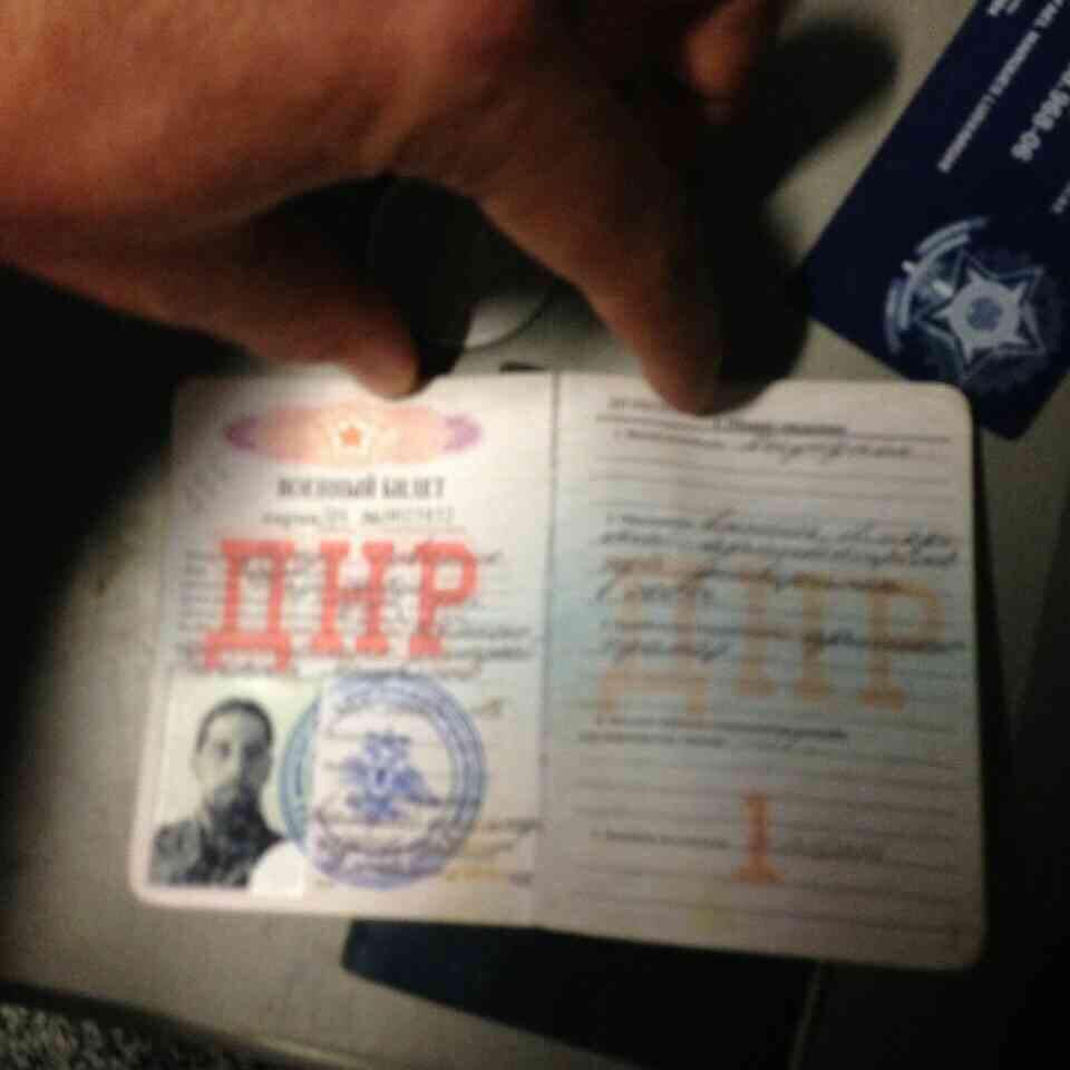 Поймали бразильца, воевавшего за боевиков ДНР