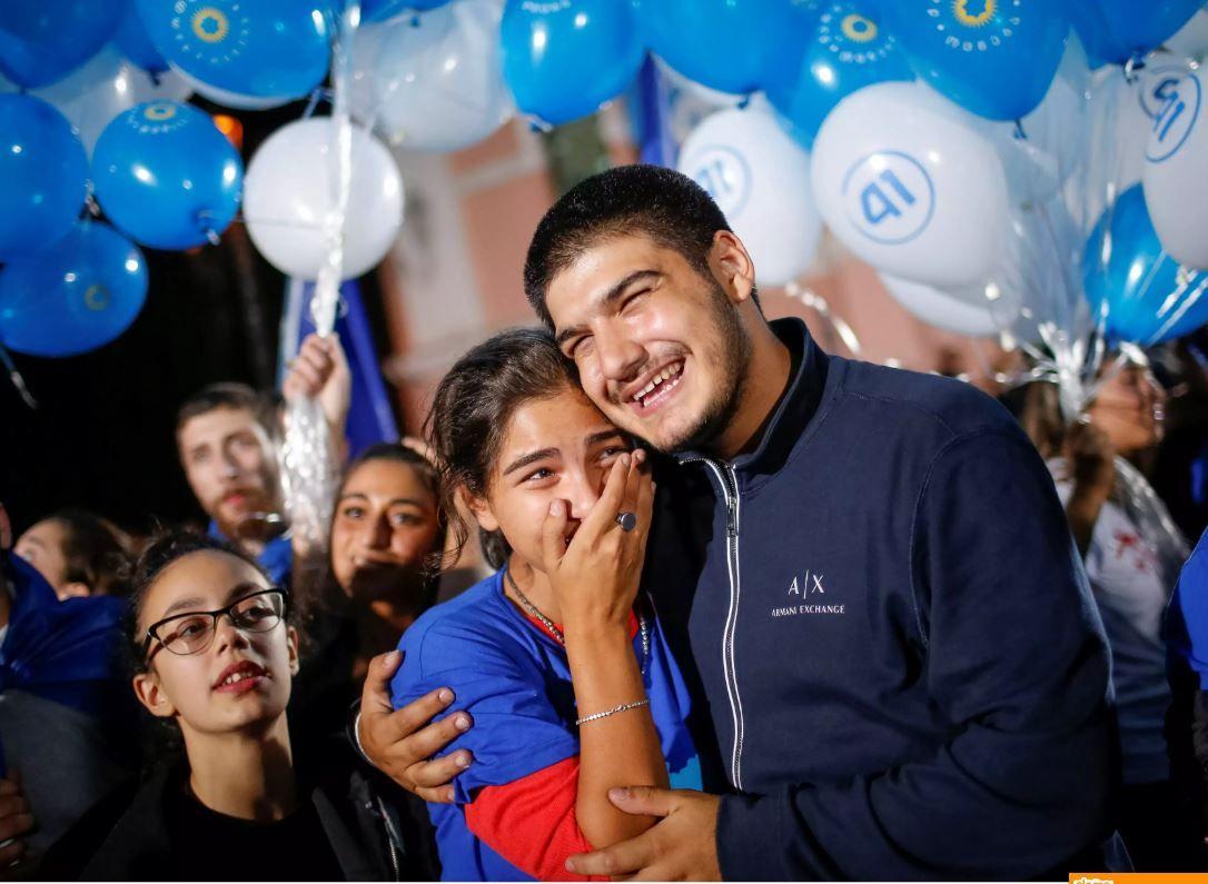 В Грузии состоялись парламентские выборы