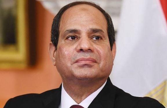 Президент Египта Абдель Фттаха ас-Сиси Аля Юсеф