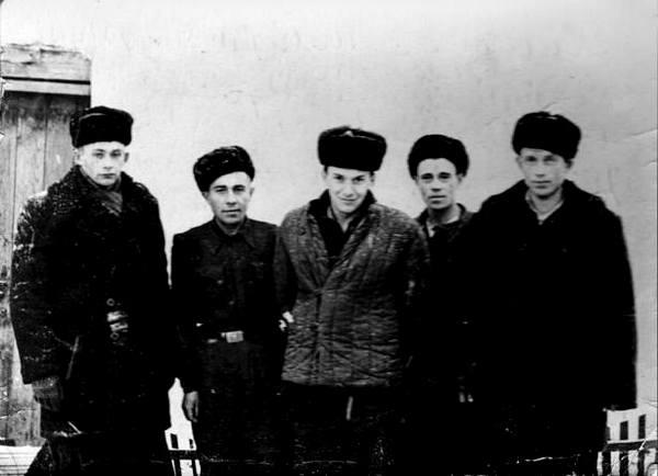 Бандеровцы в ГУЛАГе — конец 1940-х — начало 1950-х.