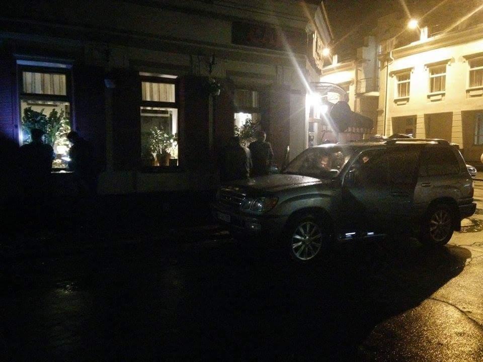 В Херсоне застрелили известного криминального авторитета, киллер сбежал