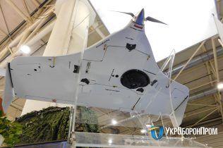 Украина презентовала в Индии новый беспилотник