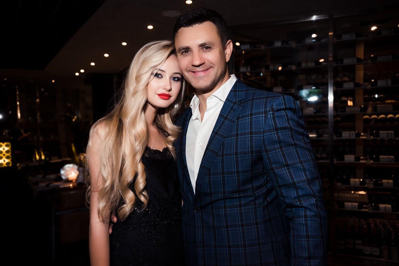 Алла Барановская и Николай Тищенко
