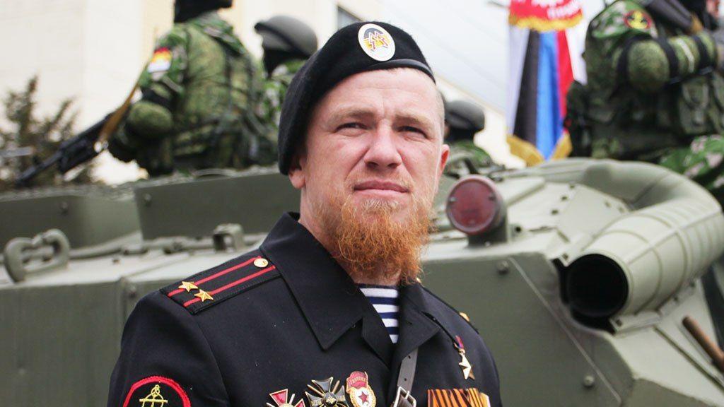 На Донбассе Украину защищает экс-охранник