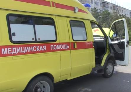 Скорая помощь в Крыму, иллюстрация