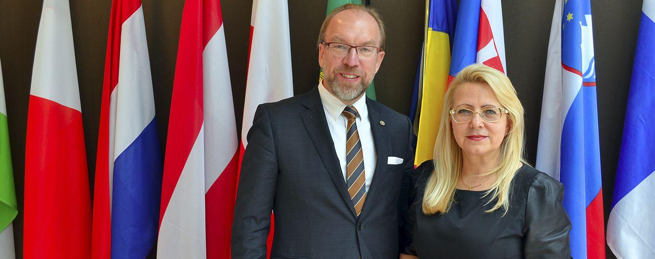 Геннадий Чижиков и Валентина Суржикова