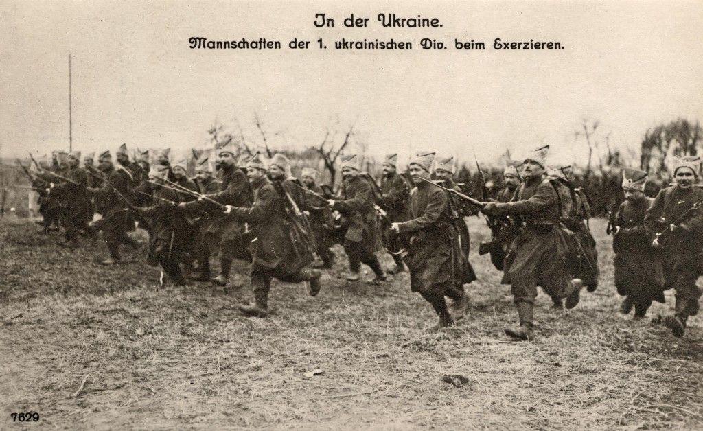 Армія УНР. 1918 рік. Полк Чорних Запорожців