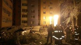 Взрыв газа в Рязани