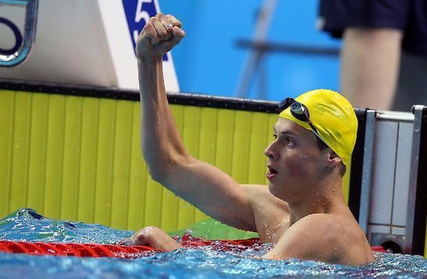 Романчук победил на чемпионате Европы по плаванию