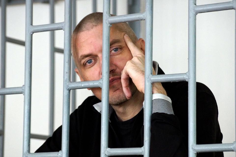 Станислав Клых объявил голодовку в российской тюрьме