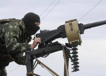 Боевик с автоматическим гранатометом