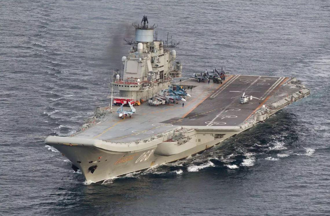 Мальта отказалась заправлять российские военные корабли