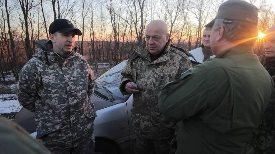 Олег Котенко и Геннадий Москаль