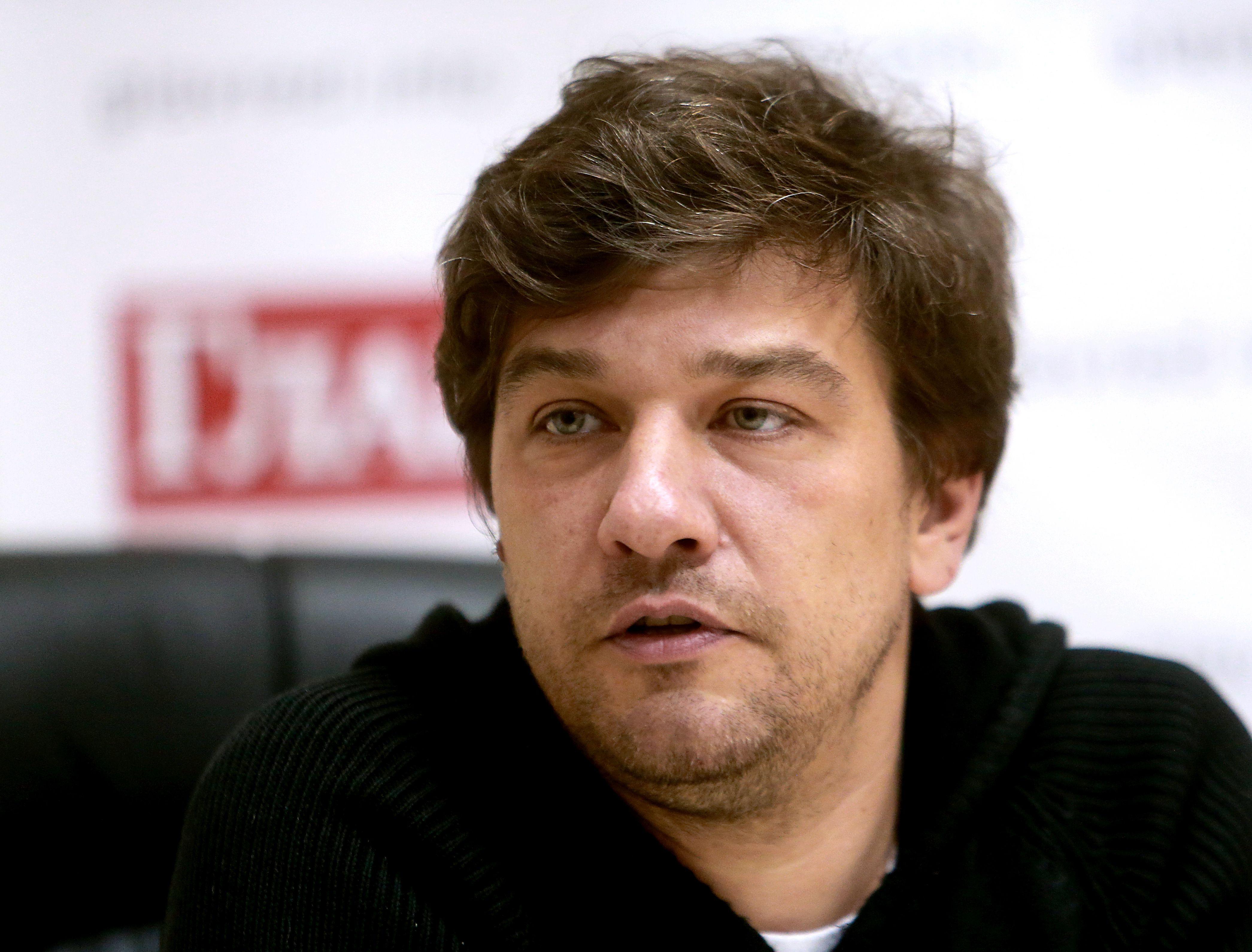 Алексей Шапарев