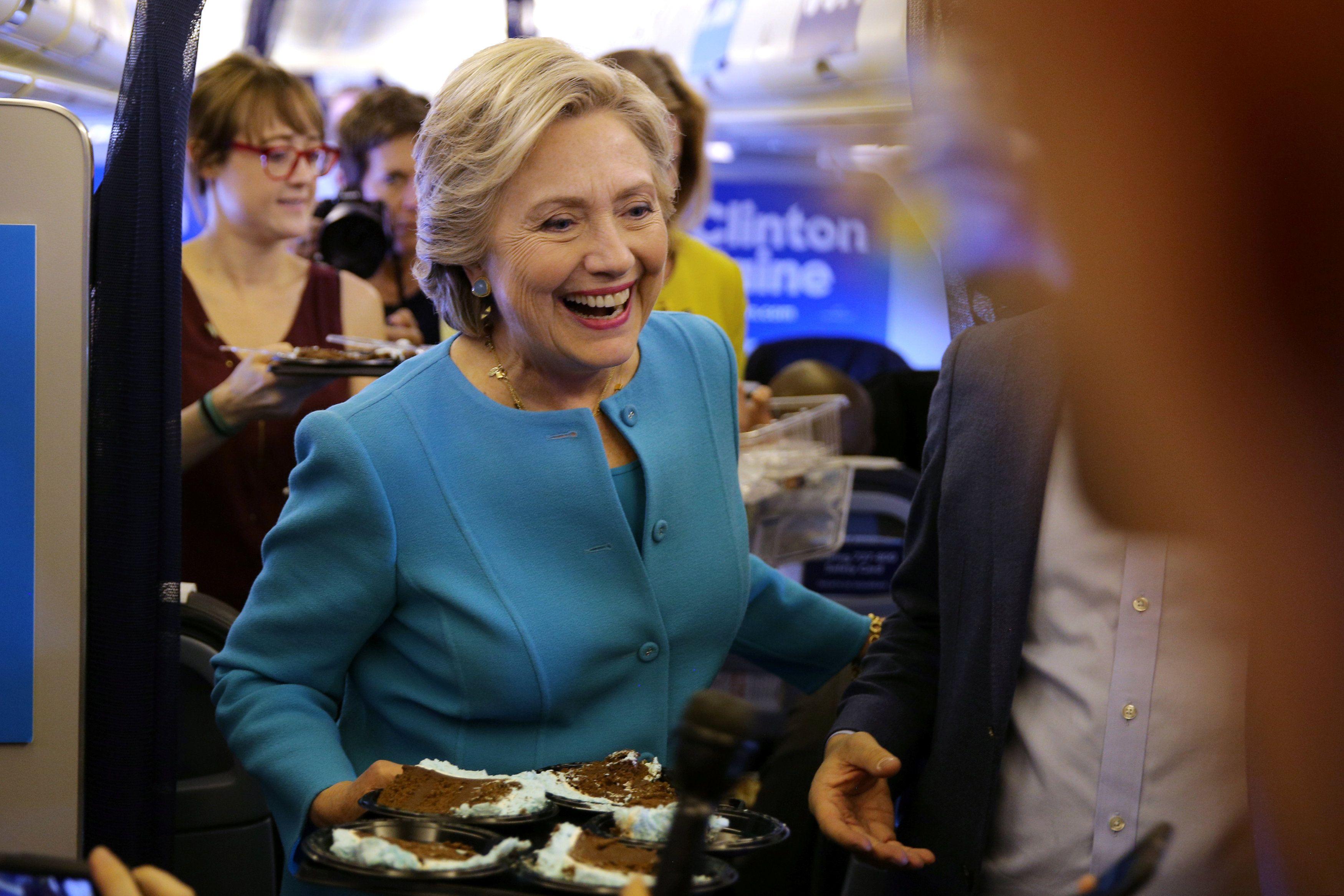 Хиллари Клинтон отметилась в неожиданном жанре киноискусства