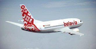 Белавиа, самолет