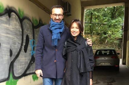 Сергей Лещенко и Анатсасия Топольская
