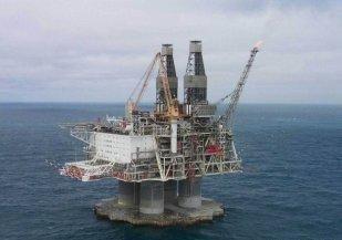 Черное море, газ, добыча