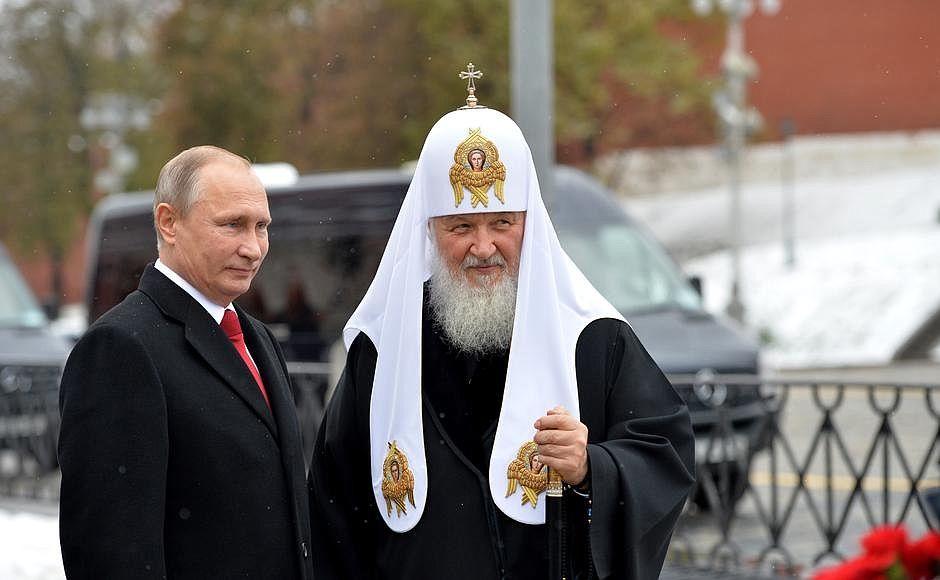 Украина может запретить УПЦ МП