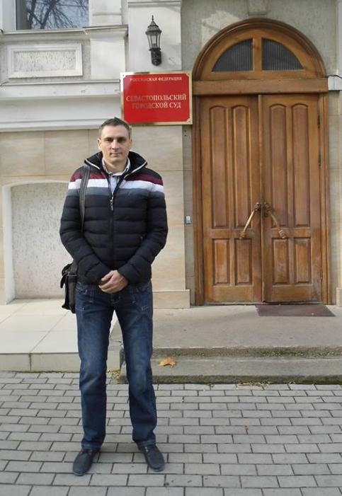 Игоря Мовенко приговорили к двум годам заключения
