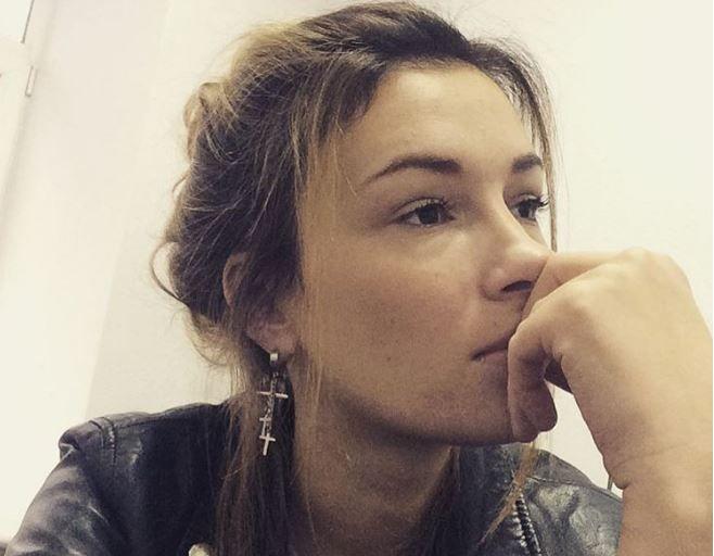 Анастасия Приходько.