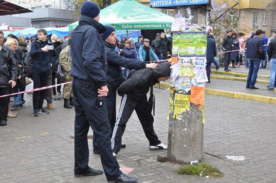 В Николаеве задержали вооруженных бандитов