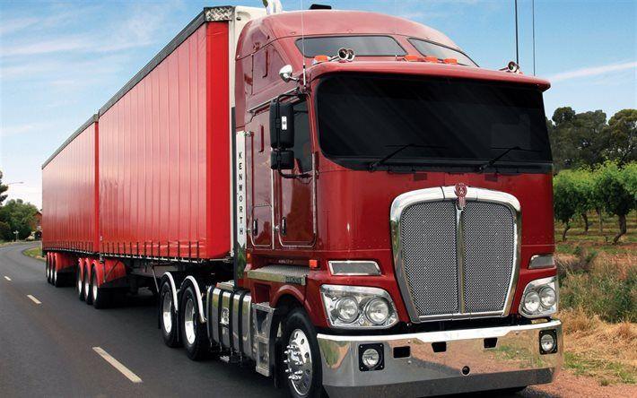 В Киев ограничат въезд грузовиков