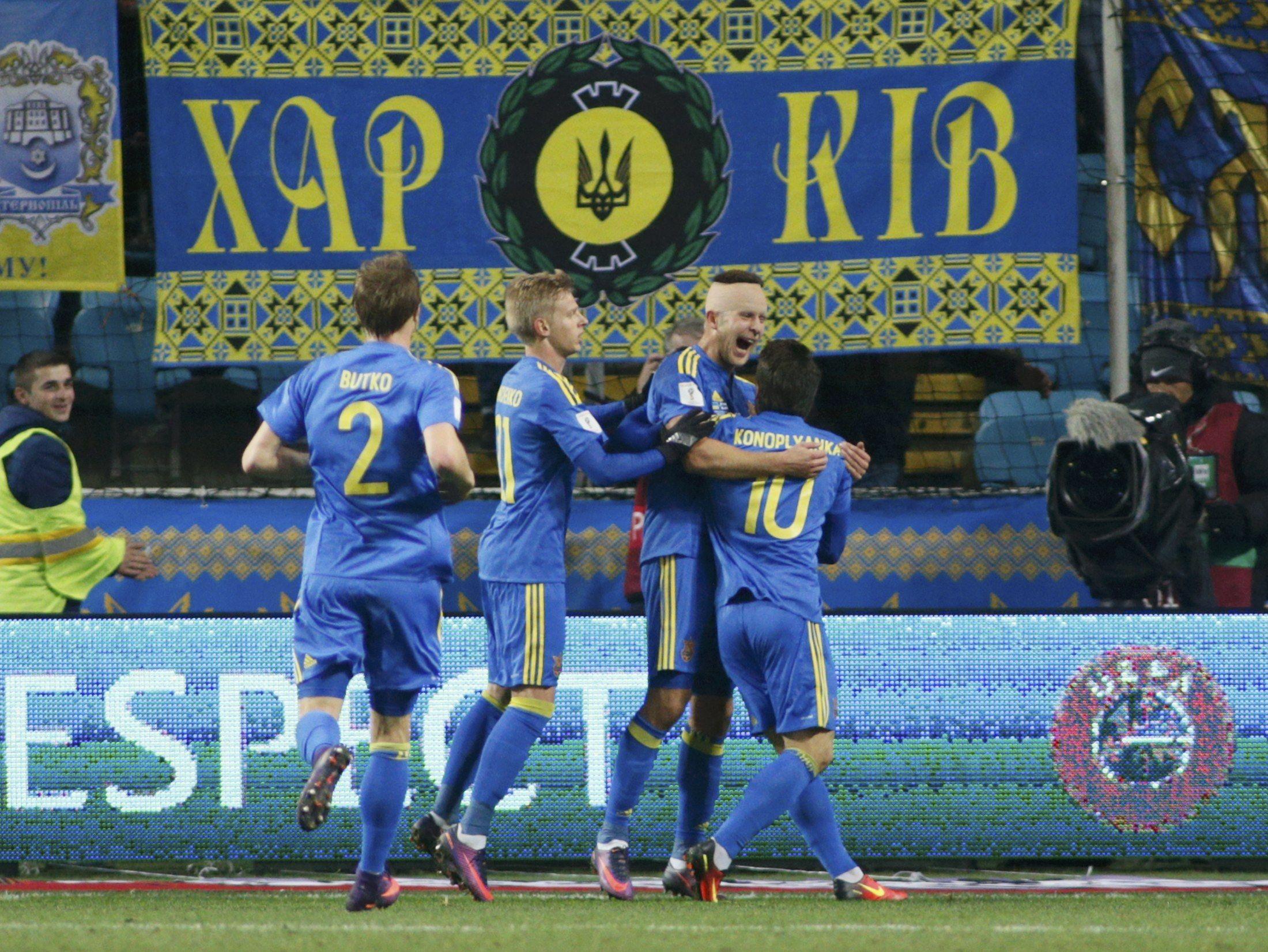 Украина сыграет с Финляндией в Одессе — СМИ