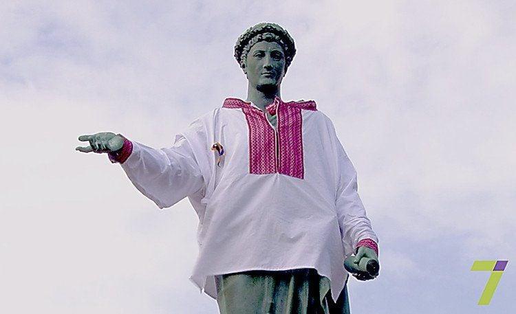 Патриотичный Дюк Ришелье