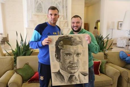 Андрей Шевченко и Павел Нифонов