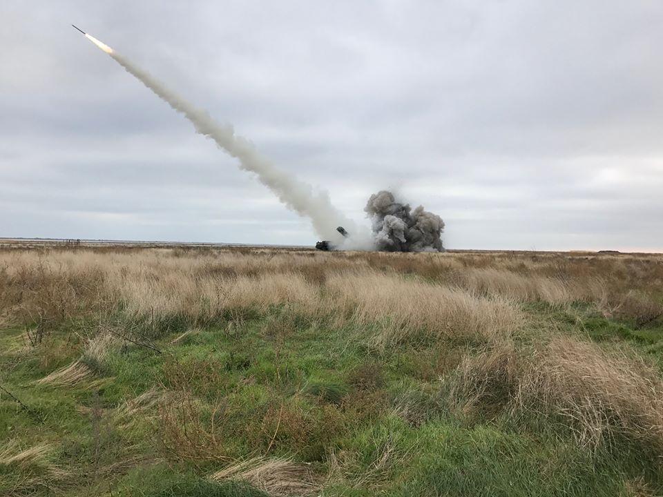 Ракетные испытания