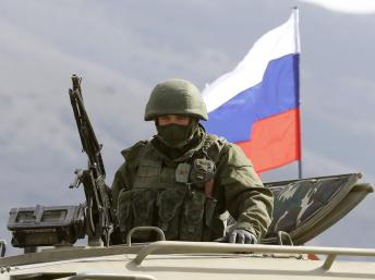 Армия РФ готова для агрессии, считают аналитики