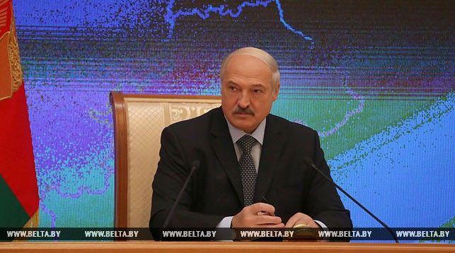 Александр Лукашенк