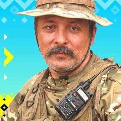 Погибший Константин Шрамко