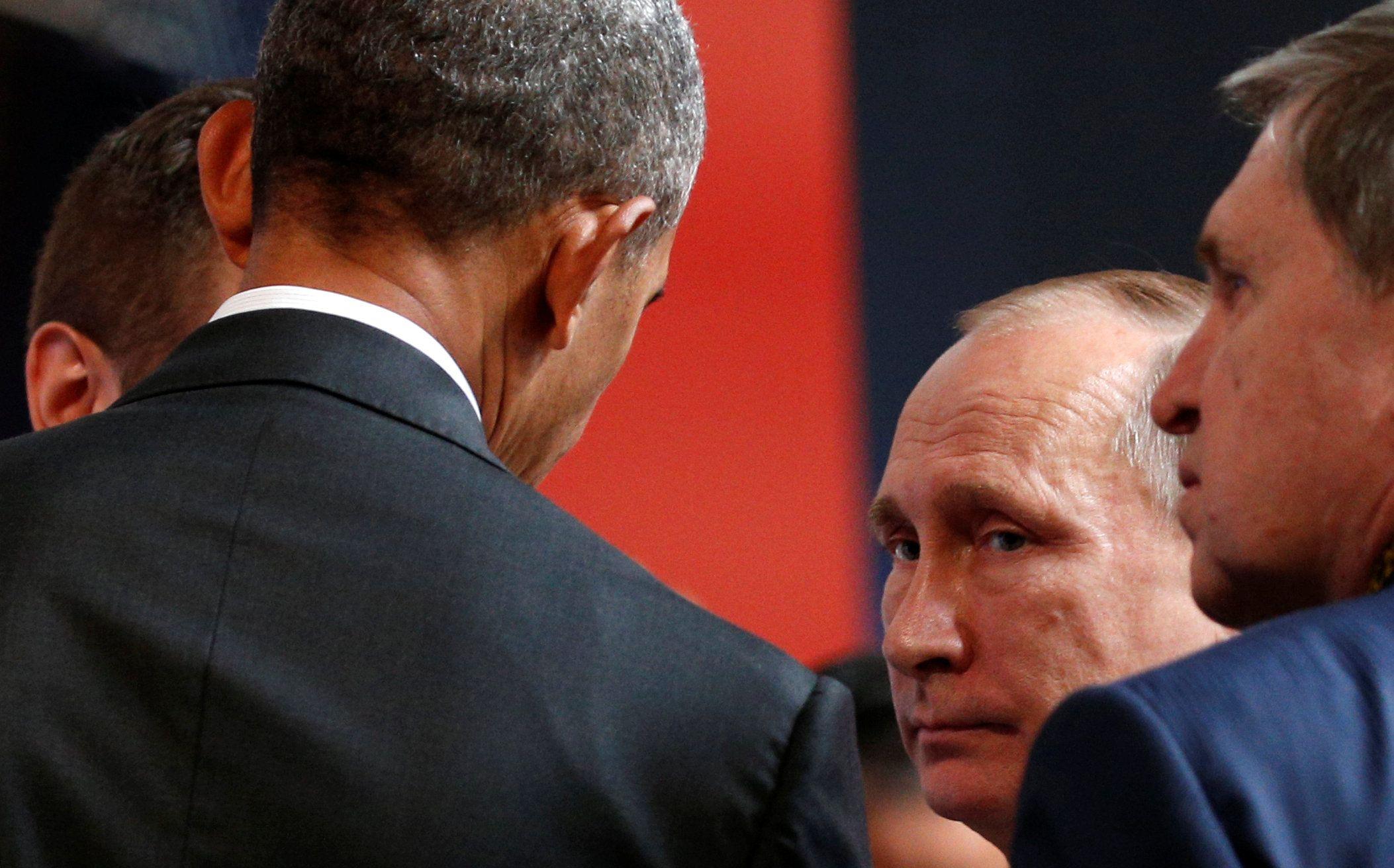 Санкции США ударят по персоне Путина