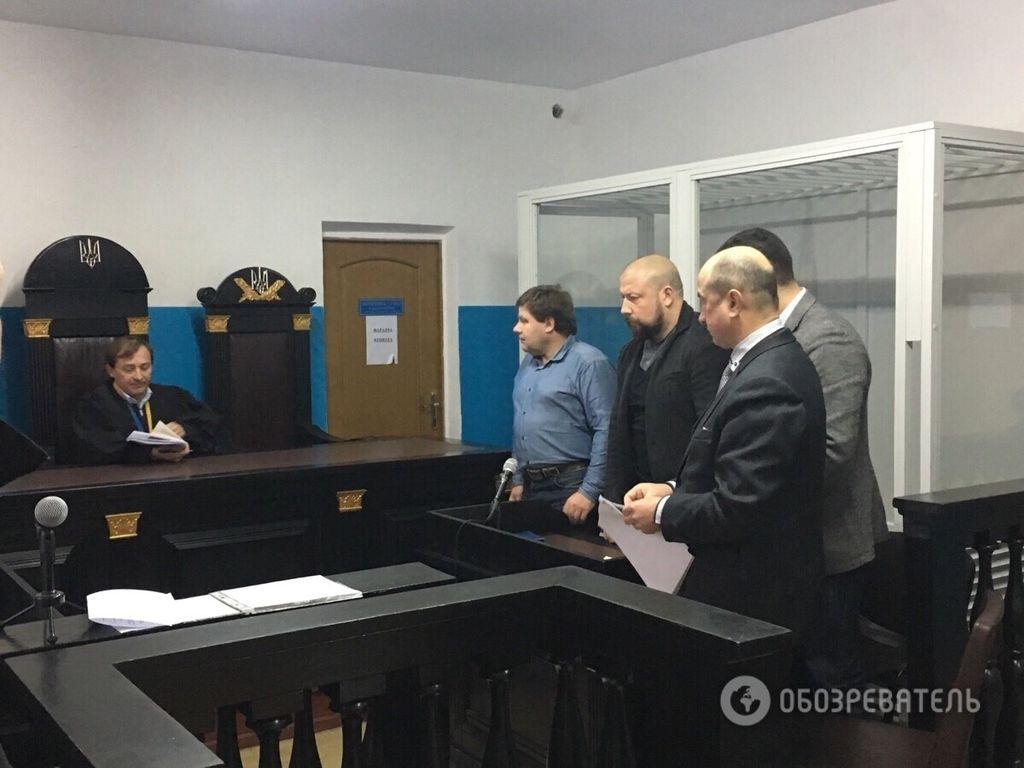 Суд по делу Юрова