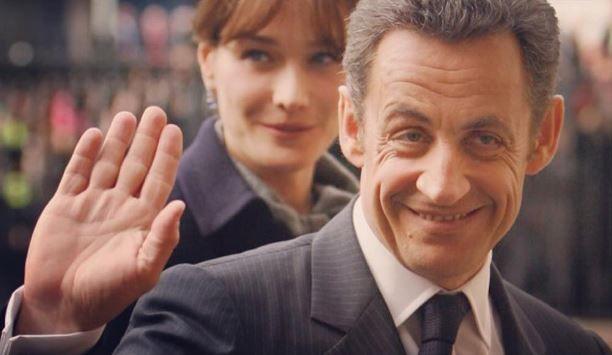 Саркози задержали на первом же допросе.