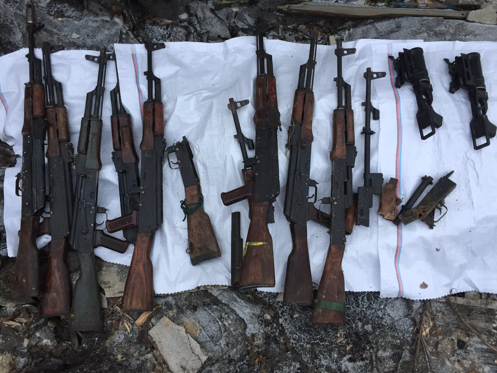 Перекрыт канал поставок оружия из зоны АТО
