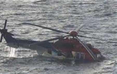 В Каспийском море потерпел катастрофу иранских нефтяников