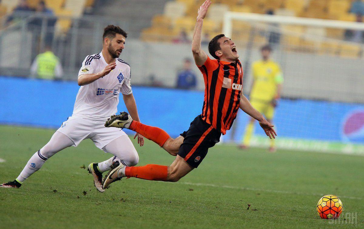 Мигель Велозу и Тарас Степаненко