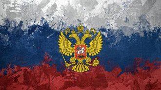 Россия, герб, орел, флаг