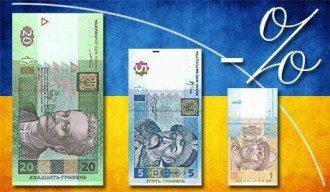 Украина, инфляция, гривна