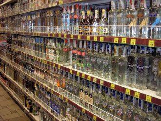 КМУ повысил цены на алкоголь