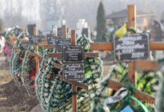могила, кладовище, силовики, АТО 2