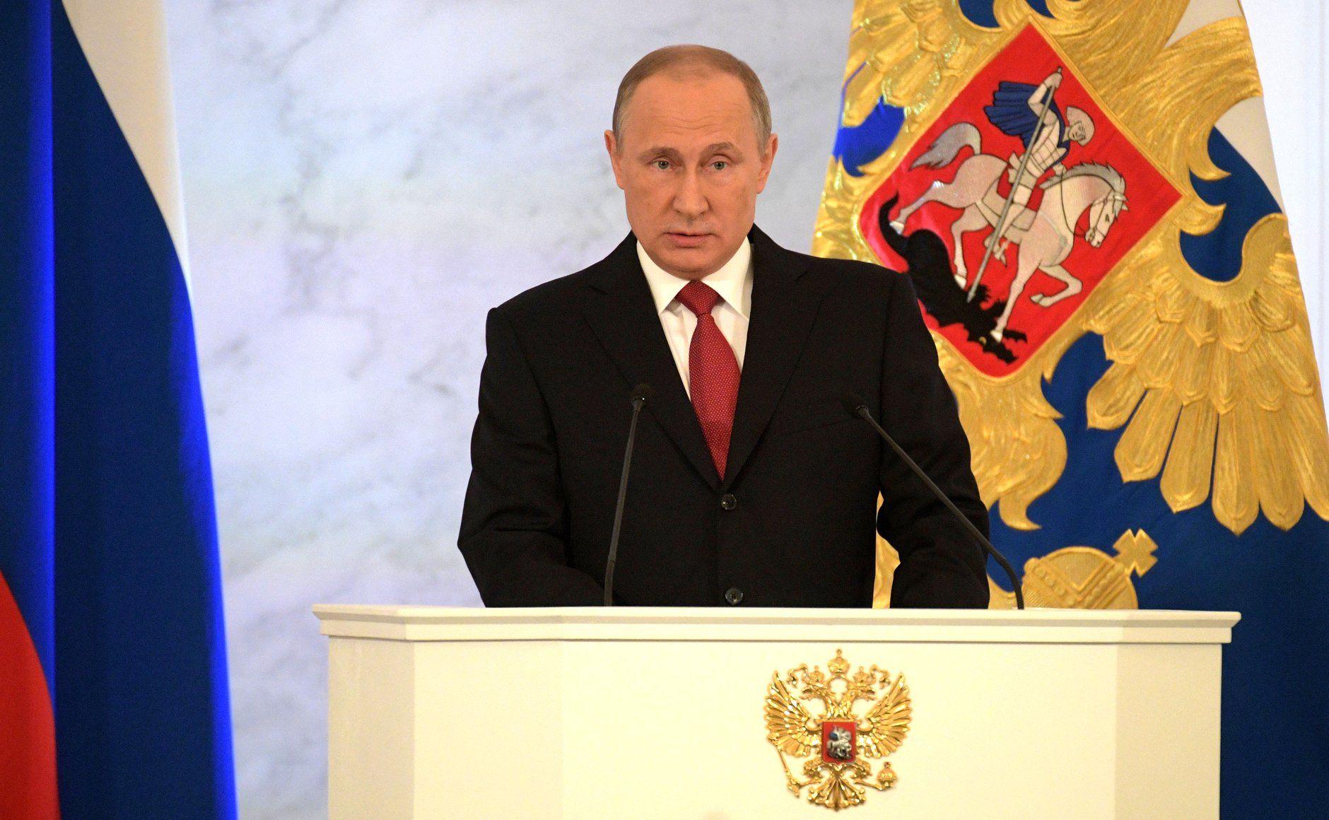 Эксперт полает, что Владимир Путин хотел бы уйти с Донбасса на приемлемых для себя условиях